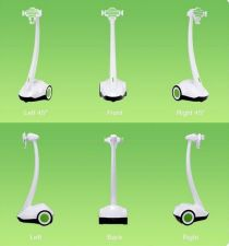 Buy 12V 9800 mAH Tele presence Robot Padbot Video Conferencing iPhone iPad Android