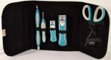 Buy Trim Easy Hold 6 Piece Manicure Set With Storage Case