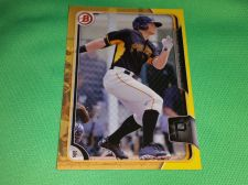 Buy MLB Austin Meadows Pirates 2015 TOPPS YELLOW 1st Rookie BASEBALL MNT