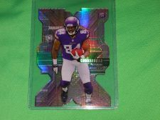 Buy NFL Cordarrelle Patterson Vikings 2014 Topps Chrome Die Cut ROOKIE X Factor Mnt