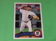 Buy MLB Joaquin Benoit Tigers 2011 Topps Baseball GD-VG