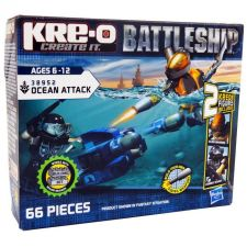 Buy KRE-O Battleship Ocean Attack Set (38952)
