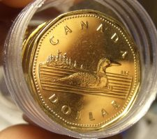 Buy Gem Unc Roll (20 Coins) Canada 1992 Loonies~150 Years Of Confederation~Free Ship