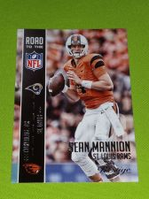 Buy NFL 2015 PANINI PRESTIGE SEAN MANNION RAMS SUPERSTAR ROAD TO THE NFL INSERT MNT
