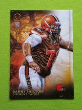 Buy NFL 2015 TOPPS VALOR DANNY SHELTON BROWNS SUPERSTAR ROOKIE MNT