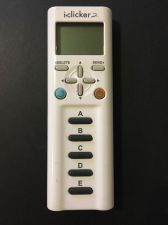 Buy REMOTE CONTROL iClicker2 - student classroom College answer wireless response