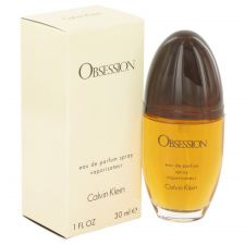 Buy Obsession By Calvin Klein Eau De Parfum Spray 1 Oz