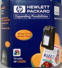 Buy 23 HP C1823D Tri COLOR Ink jet C1823A DeskJet 1120c 890c 895c 722c 720c printer