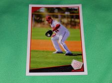 Buy MLB Adam Dunn Washington Nationals Superstar 2009 TOPPS BASEBALL GD-VG