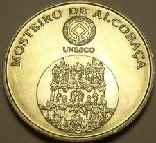 Buy Gem Unc Silver Portugal 2006 5 Euros~Monestary Of Alcobaca~Free Shipping