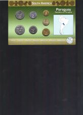 Buy Paraguay Coin Set