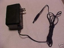 Buy 6v 300mA ac-dc 6vdc 6 volt ADAPTOR = HOMEDICS massager power PSU plug