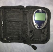 Buy ONE TOUCH ULTRA 2 - METER w/case ONLY - blood glucose diabetic monitor guage