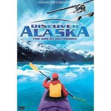 Buy Discover Alaska: The Great Outdoors 5 disc DVD Set Collector's Tin fishing bears