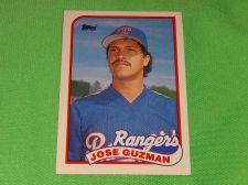 Buy MLB Jose Guzman Rangers 1987 Topps Baseball GD-VG