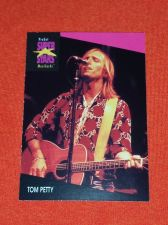 Buy RETRO TOM PETTY 1992 PROSET ROCK & ROLL COLLECTORS CARD #217 MNT