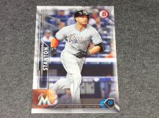 Buy MLB Giancarlo Stanton Marlins SUPERSTAR 2016 BOWMAN BASEBALL GEM MNT
