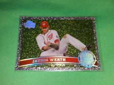 Buy MLB Jayson Werth Nationals 2011 TOPPS DIAMOND ANNIVERSARY BASEBALL MNT
