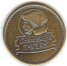 Buy HUGE CAPTAIN BLIGH'S UNC MEDALLION~PIRATE PLUNDER~WOW~