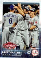 Buy 2015 Topps Update #US72 Brett Gardner New York Yankees