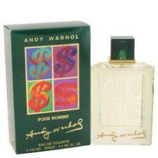 Buy Andy Warhol by Andy Warhol Eau De Toilette Spray 3.4 oz (Men)