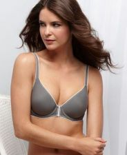 Buy XB0041 DKNY 453052 Lined Full Coverage Seamless Mesh Wings UW Contour Bra New