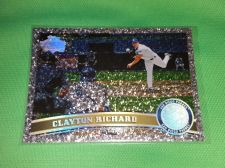 Buy MLB Clayton Richard Padres 2011 TOPPS DIAMOND ANNIVERSARY BASEBALL MNT