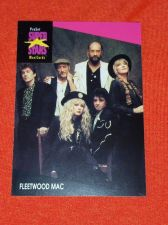 Buy RETRO FLEETWOOD MAC 1992 PROSET ROCK & ROLL COLLECTORS CARD #176 MNT
