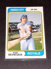 Buy MLB KURT ANTHONY ROYALS 1973 TOPPS #454 GD-VG