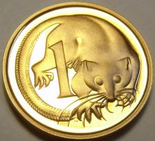 Buy Cameo Proof Australia 1982 Cent~Feather-Tailed Glider~100,000 Minted~Free Ship