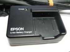 Buy 4.2v Epson A341B power charger plug adapter EU 94 battery L 500V digital camera
