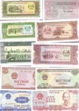 Buy VIetnam Mongolia Myanmar Laos Cambodia ALMOST UNCIRCULATED