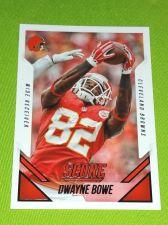Buy NFL 2015 PANINI DEWAYNE BOWE BROWNS SUPERSTAR #162 MNT