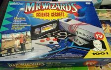 Buy Mr.Wizard's complete World Science Secrets activity science set game Nickelodeon
