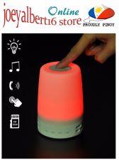 Buy Bluetooth Lamp Speaker - 7 Watt Speaker, Mood Lamp, Touch Button Contol,