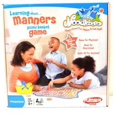 Buy Playskool Noodleboro Learning About Manners Picnic Basket Game