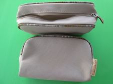Buy Thai Airways Airline & CRABTREE & EVELYN Cosmetic Bag Beige,Without Amenity Kit