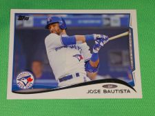 Buy MLB Jose Bautista Blue Jays SUPERSTAR 2012 TOPPS BASEBALL MNT