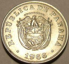 Buy Unc Panama 1966 5 Cestesimos~We Have Panama Coins~Free Shipping~