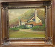 Buy EARLY 20TH CENTURY ENGLISH WATERCOLOR, DATED 1914