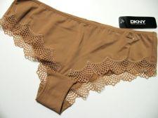 Buy A0543 DKNY NEW Women's Modern Instincts Cheekini Bikini 448640 Caramel Kiss L PR