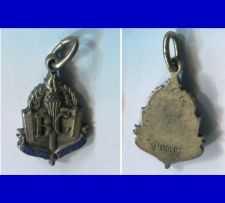 Buy Vintage Sterling BRUSHY CREEK GOVERNMENT or SCHOOL or ORGANIZATION CHARM