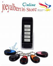Buy Wireless Key Finder Set - 1 Transmitter, 5 Receiver