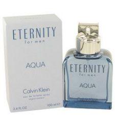 Buy Eternity Aqua by Calvin Klein Eau De Toilette Spray 3.4 oz (Men)