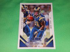 Buy NFL Tavion Austin Rams SUPERSTAR 2015 PANIN FOOTBALL GEM MNT