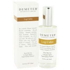 Buy Demeter by Demeter Log Cabin Cologne Spray 4 oz (Women)