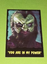 Buy VINTAGE THE OUTER LIMITS SCI-FI SERIES 1997 MGM COLLECTORS CARD #76 NMNT