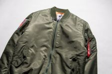 Buy Men's Jacket - Yeezus Tour MA1 Fashion Style