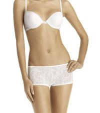 Buy A0303 Calvin Klein Lingerie F2861 Perfect Fit Sheer Lace All Day Boyshorts New
