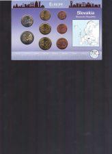 Buy Slovakia Euro, 2009 8 Coin Set